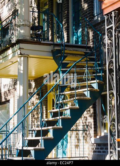 Iron Staircase Stock Photos Iron Staircase Stock Images Alamy