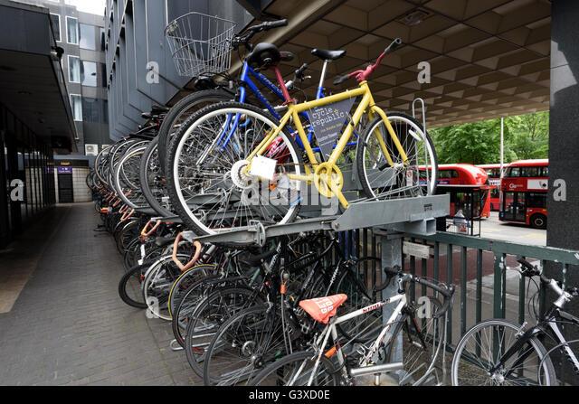 building bike stand bike stand stock photos bike stand stock images alamy