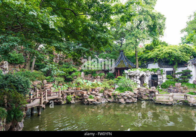 Yuyuan Garden Stock Photos & Yuyuan Garden Stock Images ...