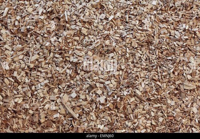 Pine bark mulch stock photos