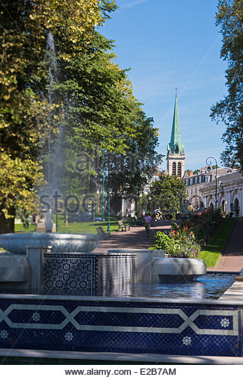 Spa theater stock photos spa theater stock images alamy for Aix les bains spa