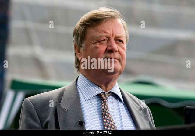 Kenneth Clarke Chancellor Stock Photos and Images