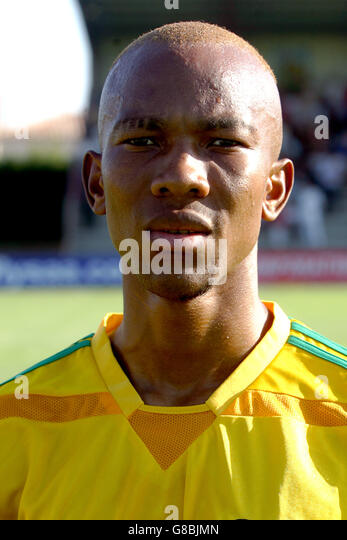 Gift leremi stock photos gift leremi stock images alamy soccer toulon tournament 2005 group a south africa v mexico stade perruc negle Image collections
