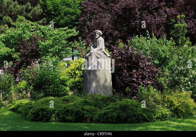 Daudet stock photos daudet stock images alamy for Le jardin d alphonse