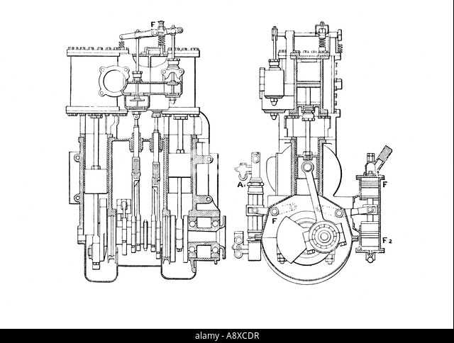 car engine diagram stock photos & car engine diagram stock images - alamy steam car engine diagram