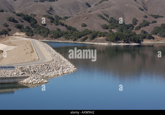 Cachuma lake california stock photos cachuma lake for Lake cachuma fishing report