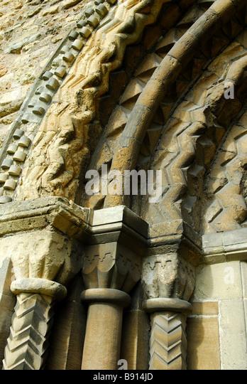 Stone mason carving stock photos