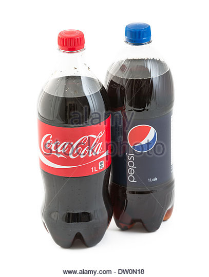 Cola and pepsi company