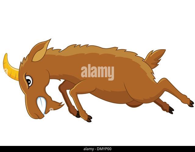 Angry Goat Cartoon Stock Photos & Angry Goat Cartoon Stock ...