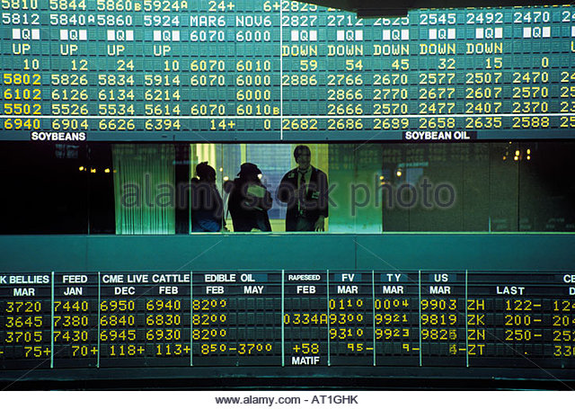 Cbot options trading hours