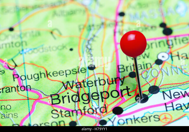 Connecticut Map Stock Photos Connecticut Map Stock Images Alamy - Connecticut usa map