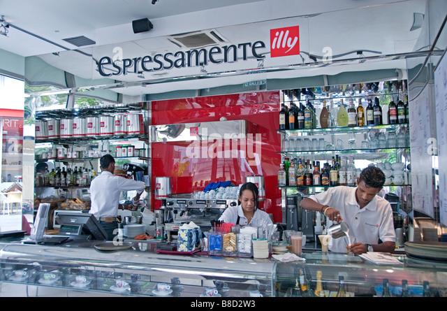 Illy Cafe Union Street