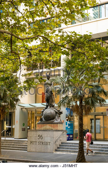 Cafe Pitt Street Sydney