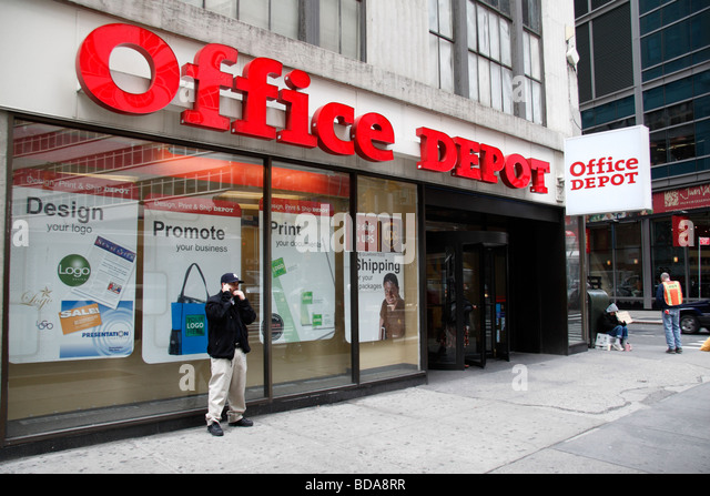 office depot stock photos & office depot stock images - alamy
