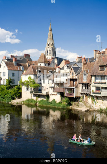 36 indre stock photos 36 indre stock images alamy for Argenton sur creuse piscine