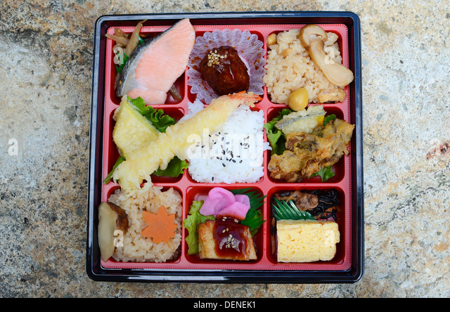 supermarket bento stock photos supermarket bento stock images alamy. Black Bedroom Furniture Sets. Home Design Ideas