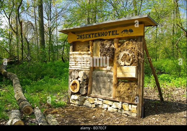 insektenhotel stock photos insektenhotel stock images. Black Bedroom Furniture Sets. Home Design Ideas