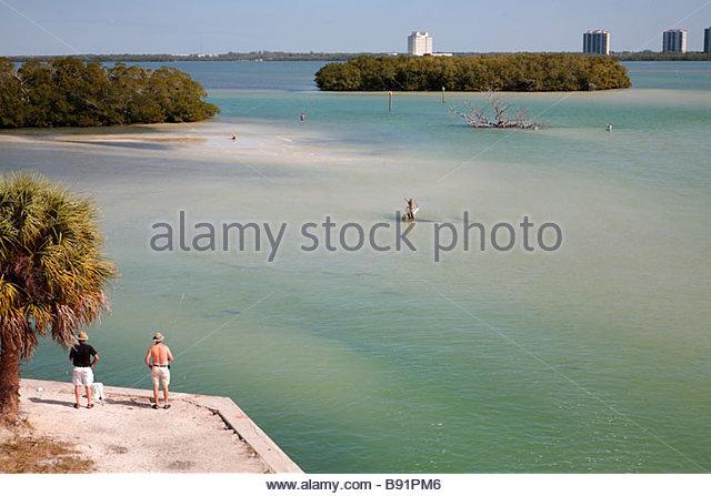 Estero bay florida stock photos estero bay florida stock for Fort myers florida fishing