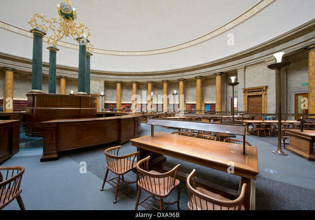 Manchester Library St Peters Square Meting Room