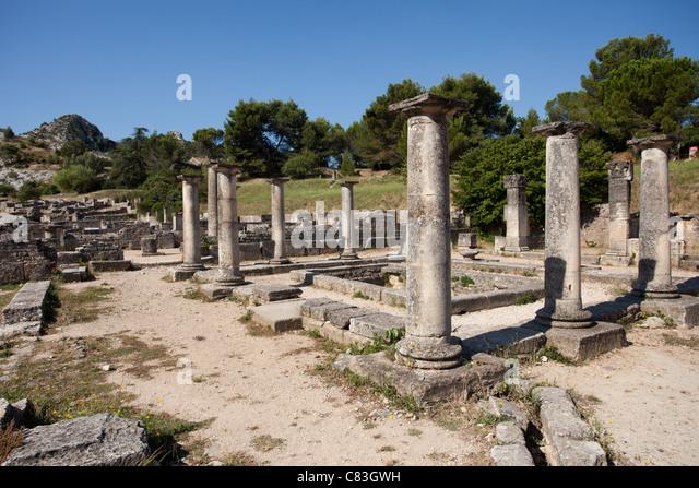 Tuscan Columns Stock Photos Tuscan Columns Stock Images