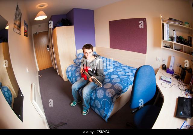Halls Of Residence Girlfriend Student Room