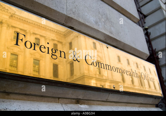 British foreign service stock photos british foreign service stock images alamy - British foreign commonwealth office ...