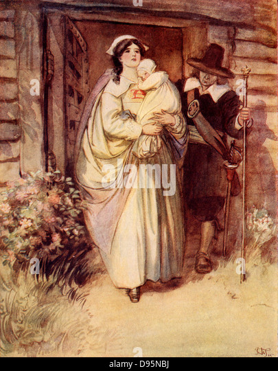 the three important scenes in the novel the scarlet letter by nathaniel hawthorne The scarlet letter by nathaniel hawthorne english literature the three scaffold scenes the scarlet letter in the novel, hawthorne wants to.