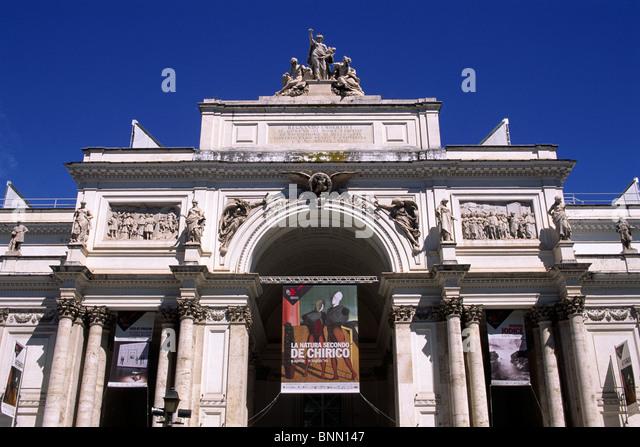 Architecture exhibition stock photos architecture for Palazzo delle esposizioni rome italy