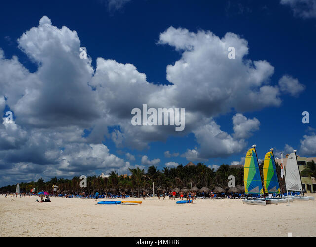 Caribbean Beach Scenes: Beach Scene Stock Photos & Beach Scene Stock Images