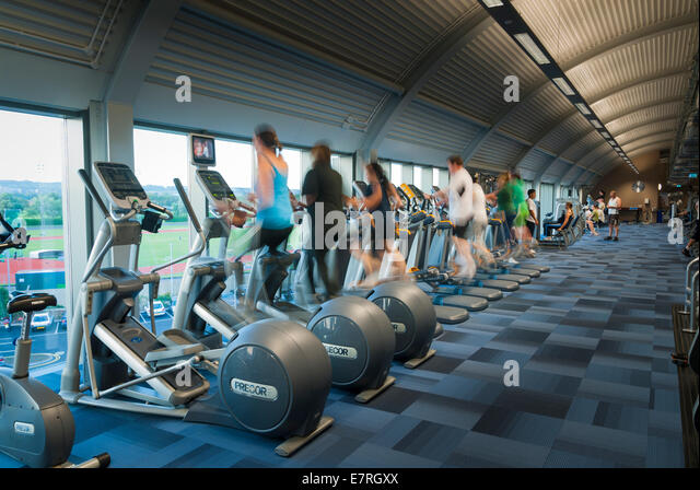 Fitness centre uk stock photos fitness centre uk stock Mountbatten swimming pool portsmouth