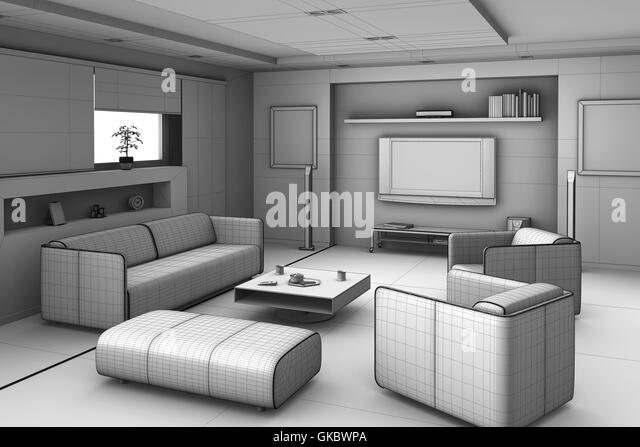 Modular house stock photos modular house stock images for Armchair builder
