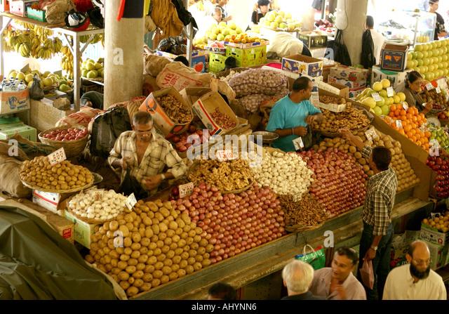 Port louis mauritius market stock photos port louis mauritius market stock images alamy - Mauritius market port louis ...