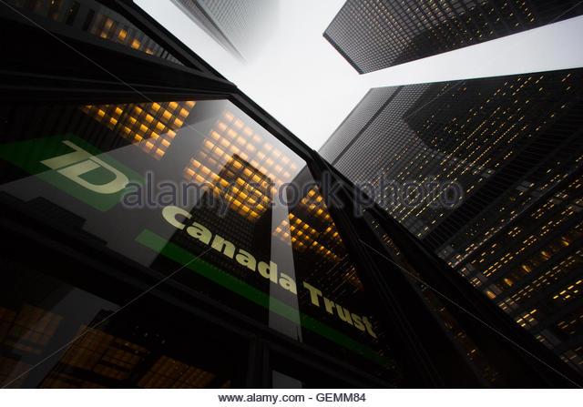 Montreal trust stock photos montreal trust stock images - Td canada trust toronto head office ...