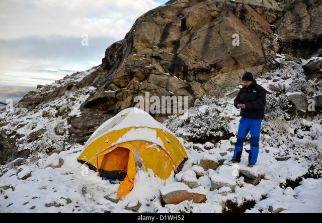 Mountaineering Crampon Stock Photos & Mountaineering ...