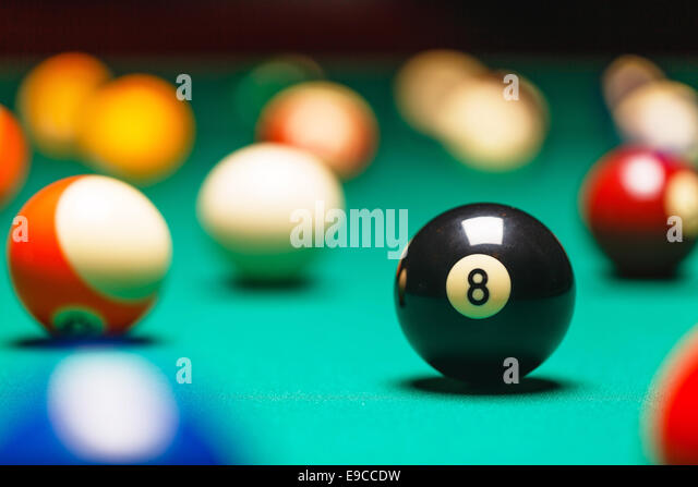 how to break pool balls