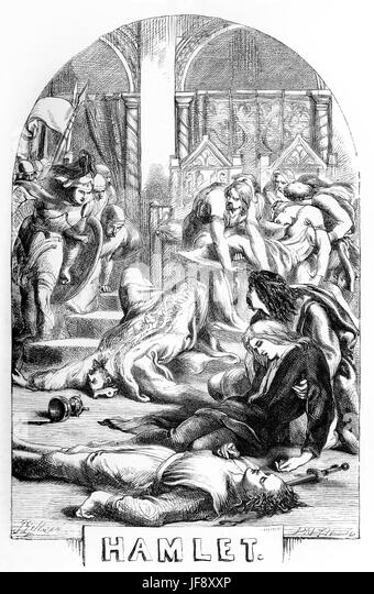 the transition of anger to violence in hamlet a play by william shakespeare Macbeth's transition is  evil in the play hamlet by william shakespeare hamlet's  hamlet has to deal with, the anger and lack of.
