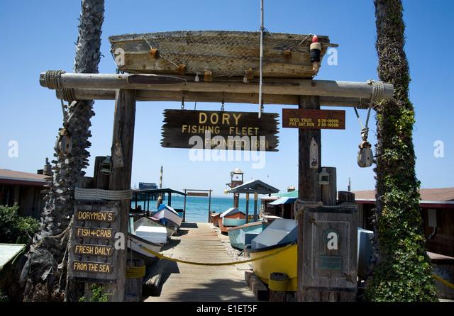 Orange dory stock photos orange dory stock images alamy for Dory fishing fleet