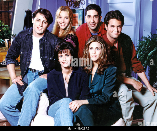 Friends Tv Series Jennifer Stock Photos & Friends Tv ...  Friends Tv Seri...