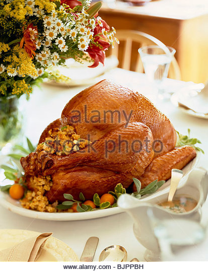 how to cook a stuffed turkey roast