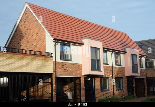 Social housing development uk stock photos social for English terrace