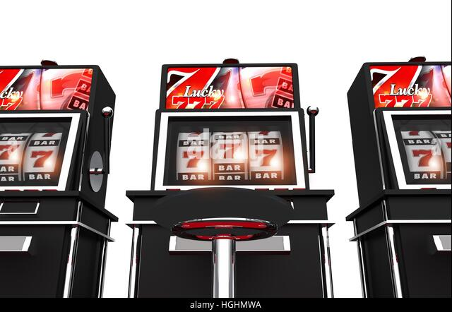 animated slot machine