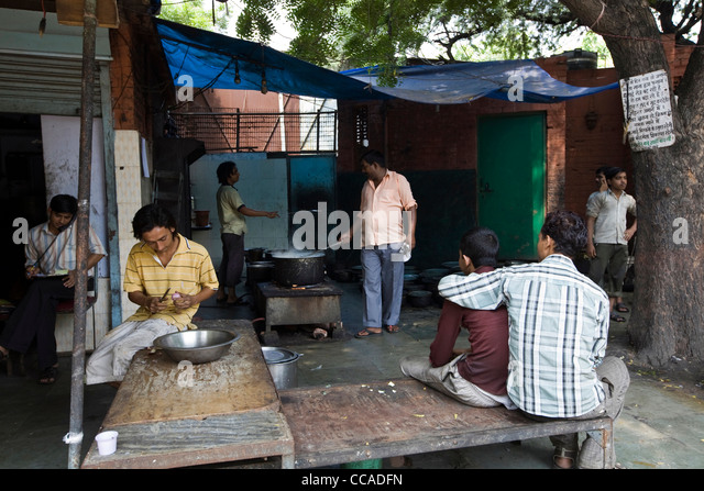 Indian Chef Cooking In Restaurant Stock Photos Indian Chef Cooking In Restaurant Stock Images
