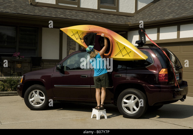 Suv And Roof Rack Stock Photos Suv And Roof Rack Stock Images