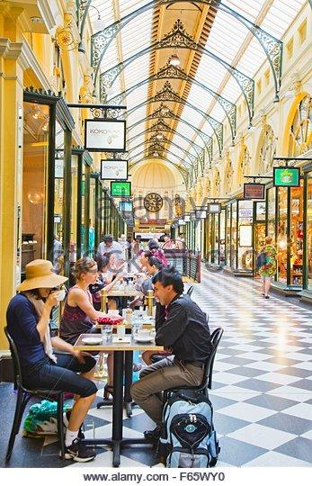 Cafes Near Bourke Street Mall Melbourne