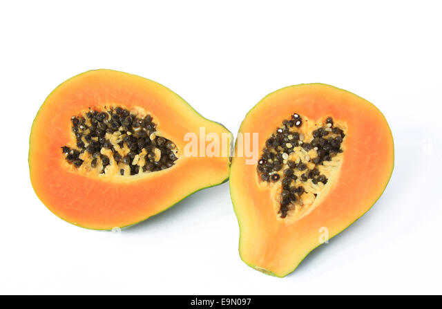 tree melon carica stock photos tree melon carica stock images alamy. Black Bedroom Furniture Sets. Home Design Ideas