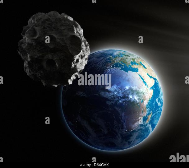 near earth asteroids - photo #18