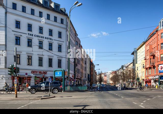 Rosenthaler Platz Berlin Hotel