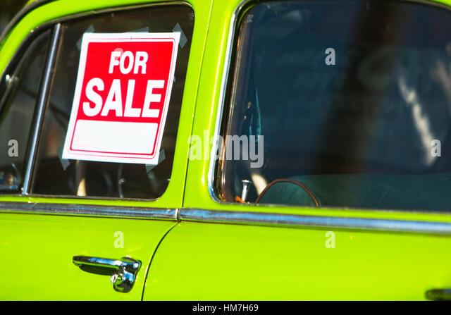 window car sign stock photos window car sign stock images alamy. Black Bedroom Furniture Sets. Home Design Ideas