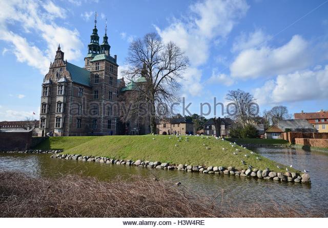 Rosenborg Castle Gardens Stock - 57.5KB
