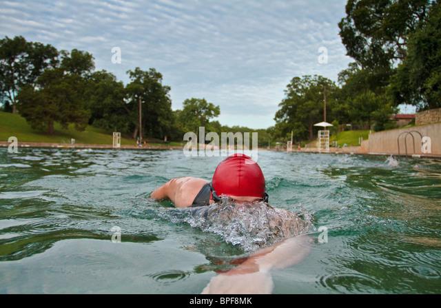Barton Springs Pool Stock Photos Barton Springs Pool Stock Images Alamy
